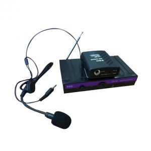 סט מדונה אלחוטי VHF-301