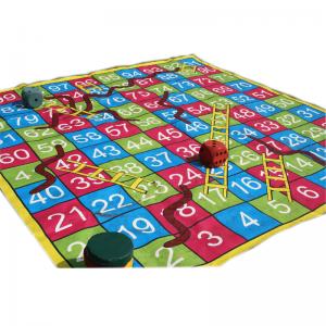 משחק רצפה סולמות ונחשים