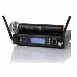 סט מיקרופון אלחוטי JADE-5100