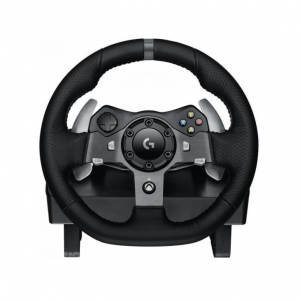 הגה ודוושות G920 Driving force logitech