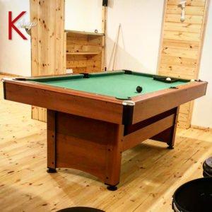 שולחן ביליארד 7 פיט B9170