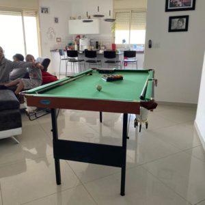 שולחן ביליארד 5 פיט B9165