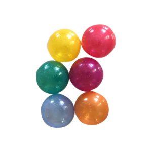כדורים שקופים לבריכת כדורים