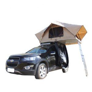 אוהל גג לרכב