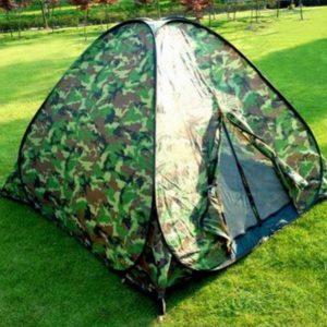 אוהל הסוואה ל-3 אנשים
