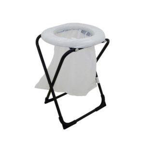 כיסא אסלה מתקפלת