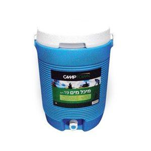 מיכל מים קשיח 19 ליטר