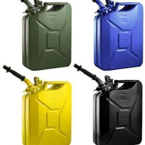 ג'ריקן דלק 20 ליטר