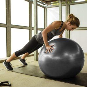"""כדור פיאלטיס / יציבות 65 ס""""מ"""