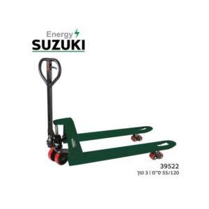 עגלה למשטחים סוזוקי 3 טון