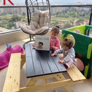 שולחן פיקניק לילדים MIX