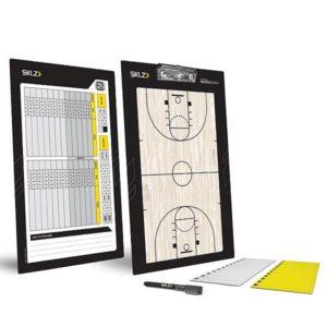 לוח טקטי למאמן כדורסל