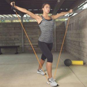 גומיות אימון – TRAINING CABLE דרגת קושי בינונית