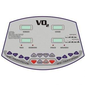 מסלול ריצה VO2 GO53