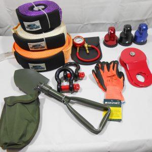 ערכת חילוץ מקצועית 12 חלקים