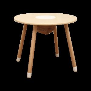 שולחן יצירה עגול