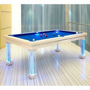 שולחן סנוקר MONACO LED 7