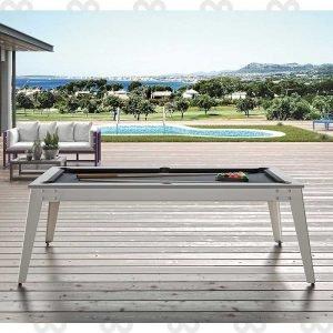 שולחן ביליארד 6 פיט חוץ משולב טניס