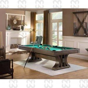 שולחן סנוקר BOSTON 8 כולל מכסה 15211