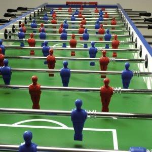 שולחן כדורגל 8 שחקנים GARLANDO Master-Cup XXL