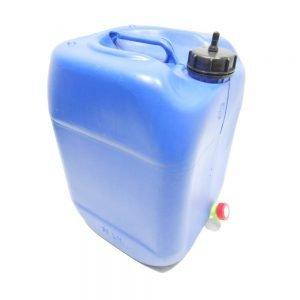 מיכל מים 30 ליטר עם ברז קטן