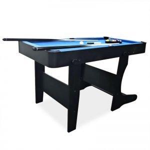 שולחן ביליארד רגליים מתקפלות UP-5 צבע כחול