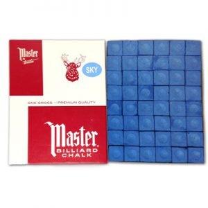 גיר מקצועי MASTER צבע כחול