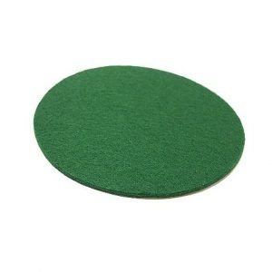 מדבקה לבד ירוק לידית הוקי
